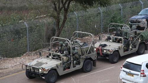 İsrailden Lübnan sınırındaki sivillere tehdit