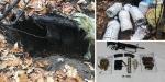 Tuncelide terör yuvaları imha edildi