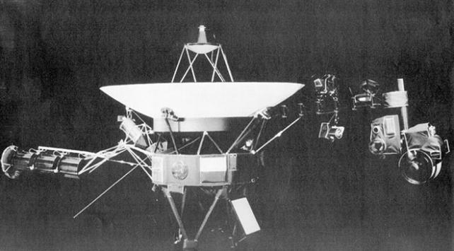 41 yıldır uzayda yolculuk eden Voyager 2 Güneş Sistemi'nin dışına çıktı