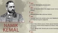 Vatan Şairi Namık Kemal'in vefatının 130. yılı