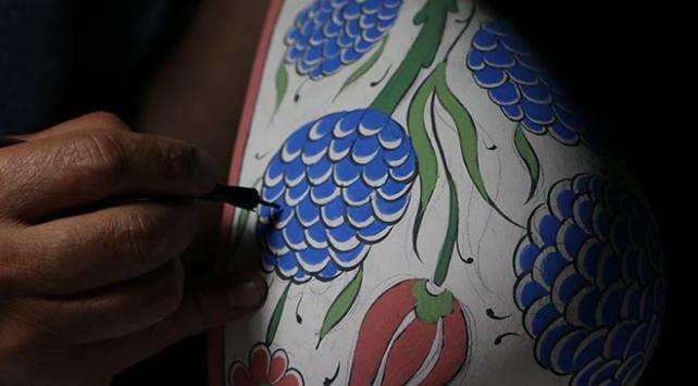 Türk el sanatları dünyadaki yerini genişletiyor