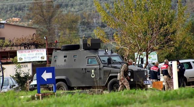 Hatayda askeri araç devrildi: 1 yaralı