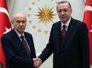 Cumhurbaşkanı Erdoğan ve Bahçeli bir araya gelecek