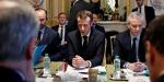 Macron Fransızların yarısından fazlasını ikna edemedi