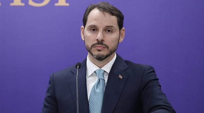 Bakan Albayrak: Güçlü bütçe performansıyla 2019u yöneteceğiz