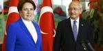 Kılıçdaroğlu ve Akşener bir araya gelecek