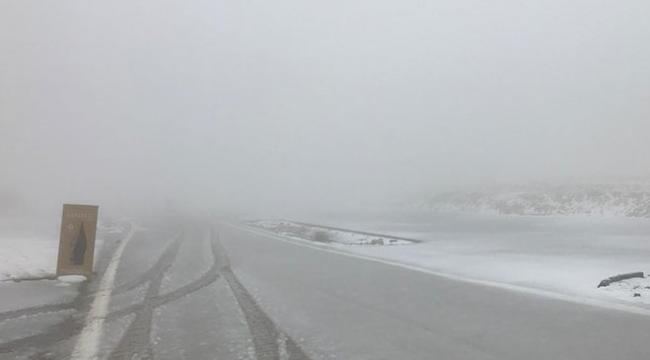 Nemrut Dağında turizm sezonu kapandı