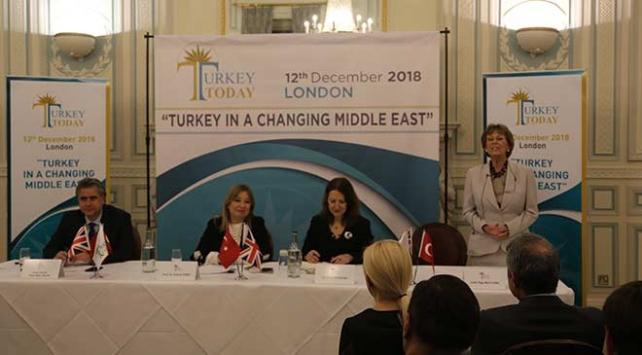 """Cumhurbaşkanlığı, Londrada """"Değişen Ortadoğuda Türkiye"""" paneli düzenledi"""
