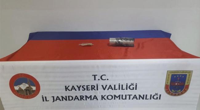 "Kayseride arazide ""sezyum"" elementi bulundu"
