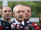 Kılıçdaroğlu: Türkiye terör örgütlerinin yuvalanmasına asla izin vermemeli
