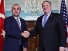 Dışişleri Bakanı Çavuşoğlu ABD'li mevkidaşı Pompeo ile görüştü