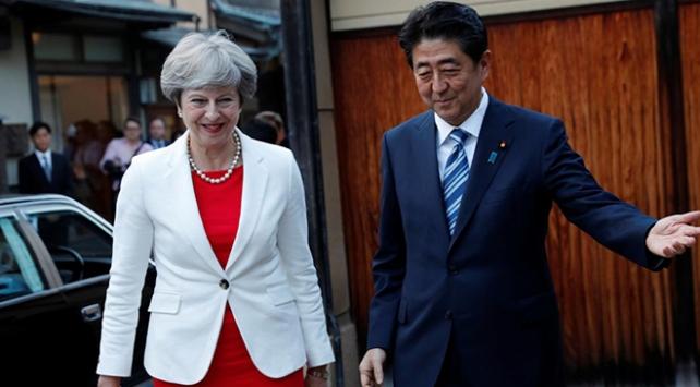 Japonyada anlaşmasız Brexit paniği