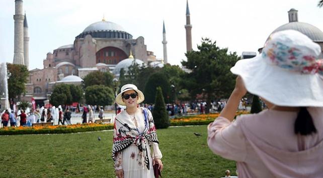 Turizm sektörü 2018'i rekorla kapatacak