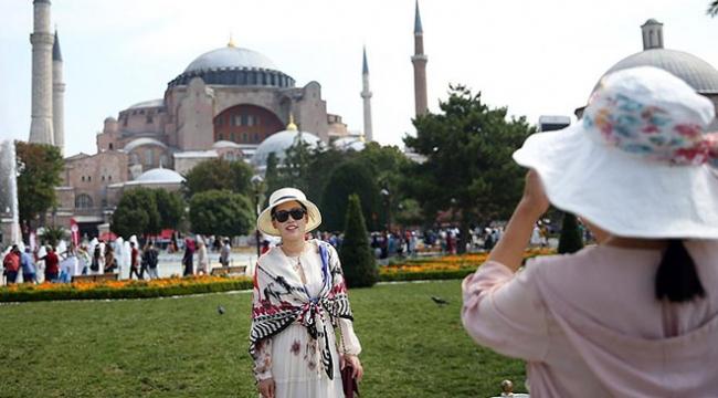 Turizm sektörü 2018i rekorla kapatacak