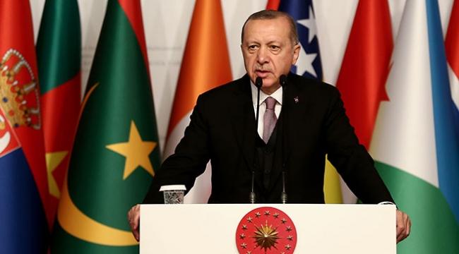 Cumhurbaşkanı Erdoğandan ABDye mesaj: Temizlemediğiniz takdirde Münbiçe de gireceğiz