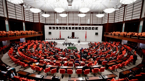 Meclis Genel Kurulunda gerginlik