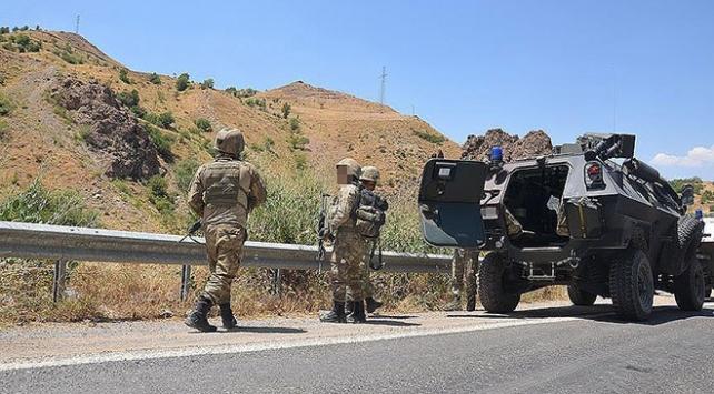 Elazığda 15 alan özel güvenlik bölgesi ilan edildi
