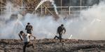 İsrail askerleri Gazze sınırında 75 Filistinliyi yaraladı