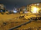 Mersin'de ana boru delinince kentin doğal gazı kesildi