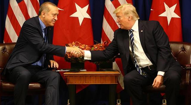 Beyaz Saraydan Erdoğan-Trump görüşmesi açıklaması