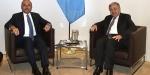 Dışişleri Bakanı Çavuşoğlu BM Genel Sekreteri ile görüştü