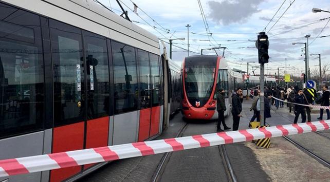 Kabataş-Bağcılar tramvay hattında seferler normale döndü