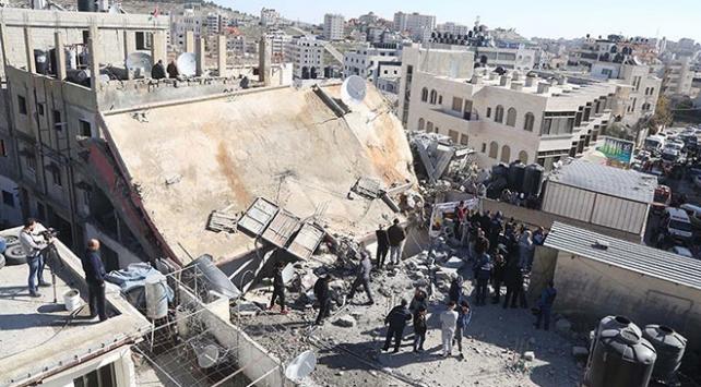 Hamas: İsrail'in yıkma politikası, başarısızlıklarının kanıtı
