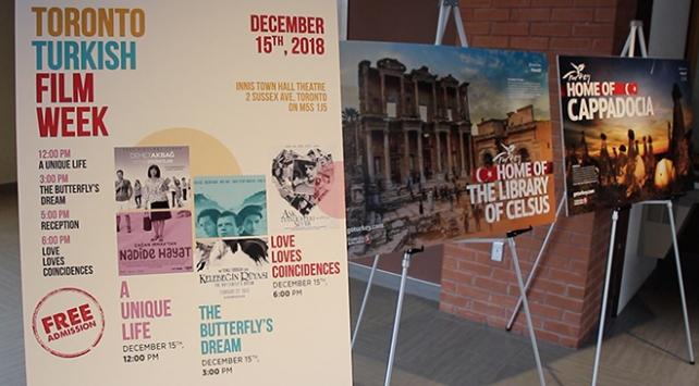 Torontoda Türk Filmleri Haftası