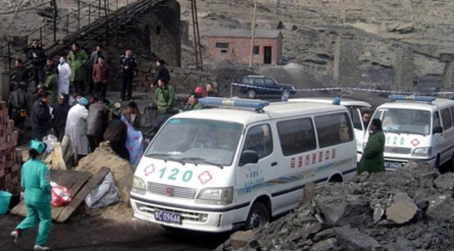 Çinde kömür madeninde kaza: 7 ölü