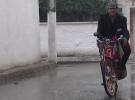 Manisalı Halil Gülbaş 40 yıldır bisikletiyle dolaşıyor
