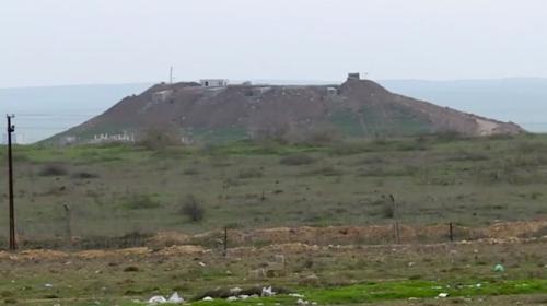 TRT Haber Fıratın doğusunu görüntüledi