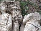 Isparta'da 1600 yıllık lahit parçası ele geçirildi