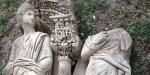 Ispartada 1600 yıllık lahit parçası ele geçirildi