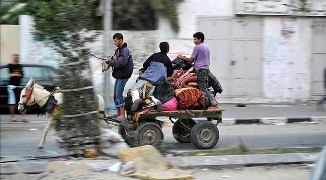 İsrail Filistinli aileleri sürgün etmeye hazırlanıyor