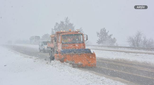 Van ve Bitliste 19 yol ulaşıma kapandı