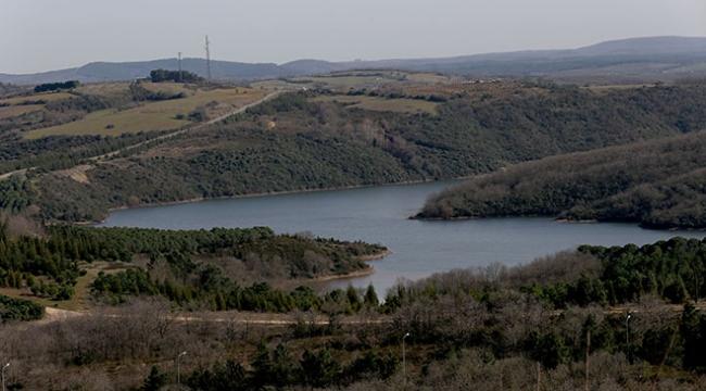 Barajlarda son 10 yılın en yüksek 3. doluluğu yaşanıyor