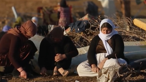 Suriyenin kuzeyinde yaklaşık 1 milyon kişi YPG/PKK baskısıyla göçe zorlandı