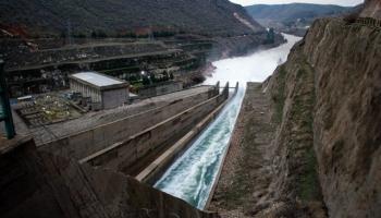 Dicle Barajında kopan kapak yarın monte edilecek