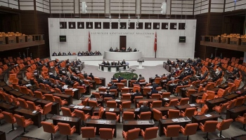 17 yeni fezleke Meclise sevk edildi