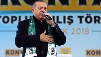 Cumhurbaşkanı Erdoğan: Her an teröristlerin tepesine çökebiliriz