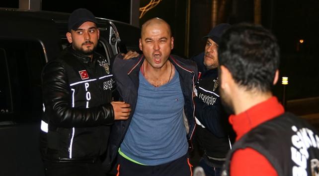 Yarışmacı Murat Özdemir gözaltına alındı