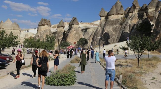 """Türkiyede ilk kez turizmle ilgili """"veri merkezi"""" oluşturulacak"""