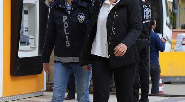 Eski HDP Iğdır milletvekili Kıznaz Türkeli gözaltına alındı