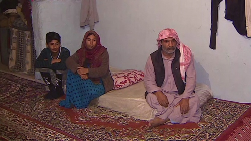 Türkiyedeki sığınmacıların Suriyedek akrabaları için endişeli