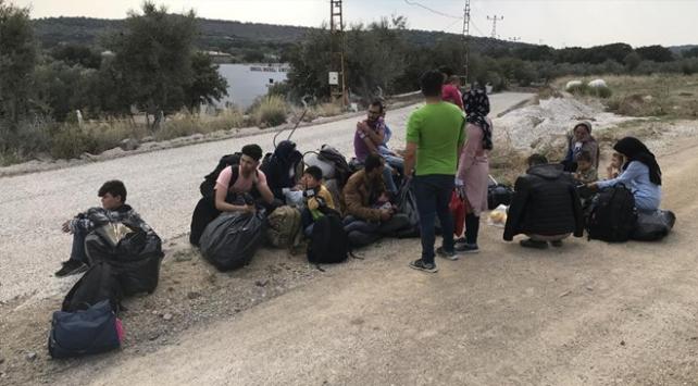Yunanistan göçmenleri zorla geri gönderiyor