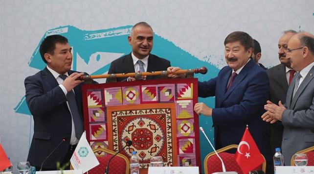 2019 Kültür Başkenti Kırgızistanın Oş şehri seçildi