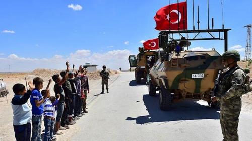 Münbiçliler zulümden kurtulmak için Türk ordusunu bekliyor