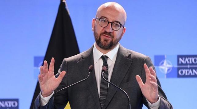 Belçika Başbakanı Michelden istifa kararı