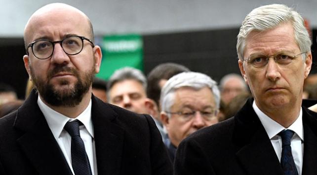 """Belçika Kralı Philippeden Başbakan Michelin istifasını """"bekletme"""" kararı"""