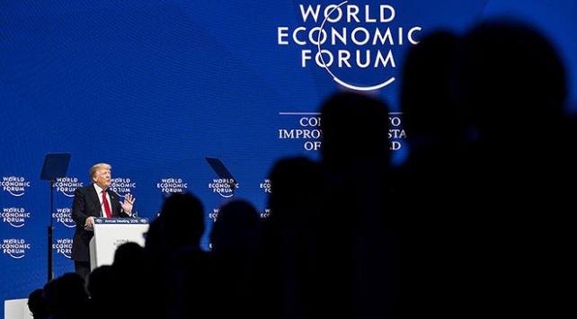 ABD Başkanı Trump Dünya Ekonomik Forumuna katılacak